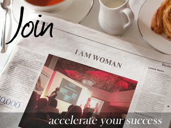 Join I AM WOMAN